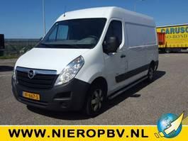 gesloten bestelwagen Opel Movano .l2h2 airco 2013