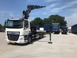 kraanwagen DAF CF 106.410 HIAB 377 EP5 Euro 6 2018