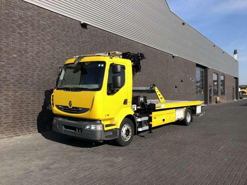 Renault - 270 DXI BERGINGVOERTUIG 2