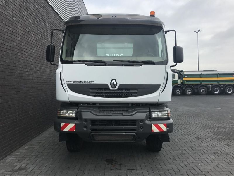 Renault - 330 DXI 4X2 TIPPER 8
