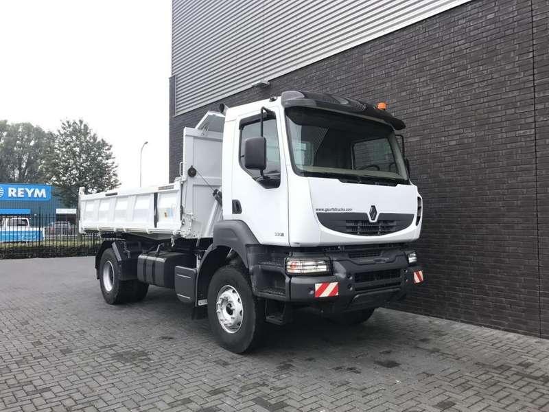 Renault - 330 DXI 4X2 TIPPER 4