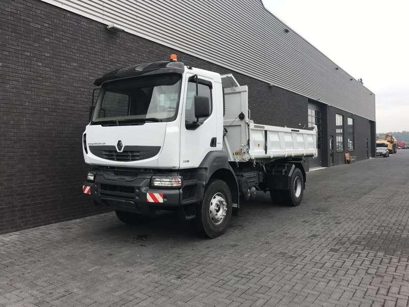 Renault - 330 DXI 4X2 TIPPER 2