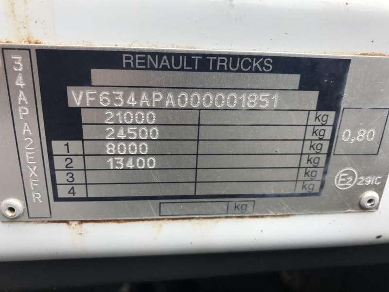 Renault - 330 DXI 4X2 TIPPER 7