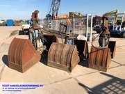 13 tm 20 ton GRONDGRIJPERS