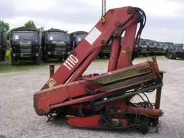 autolaadkraan HMF 1113 K2.