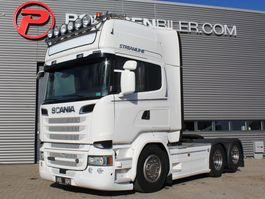 standaard trekker Scania R580 6x2 3100mm 2015