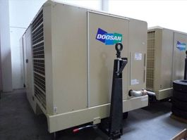compressor Ingersoll Rand XHP 900 W CAT - NEW *DOU* 2013