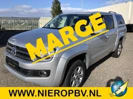 terreinwagen bedrijfswagen Volkswagen Amarok 4x4 dub cab airco marge 2012