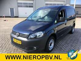 gesloten bestelwagen Volkswagen CADDY airco automaat maxi caddy airco automaat 2013