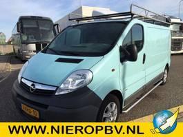 gesloten bestelwagen Opel Vivaro 2.5CDTI/84KW-DPF-E4 2.9T L2H1 2010