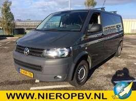 gesloten bestelwagen Volkswagen Transporter Airco Navi 2.0 TDI 2011