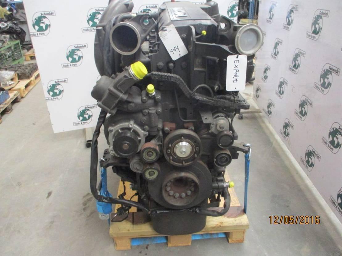Motor vrachtwagen onderdeel DAF MX300U4 Euro5 Motor 2011