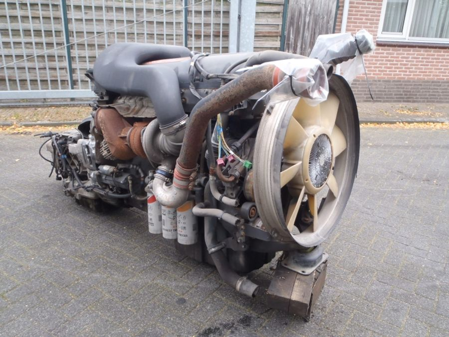 Tweedehands Renault DXI 11-380-EC01 ENGINE Motor | Trucks nl