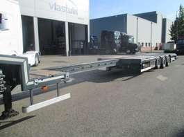 semi dieplader oplegger Vlastuin VTR Semi 3 as low loaders , 2019
