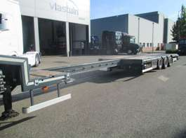 semi dieplader oplegger Vlastuin VTR Semi 3 as low loaders , 2020