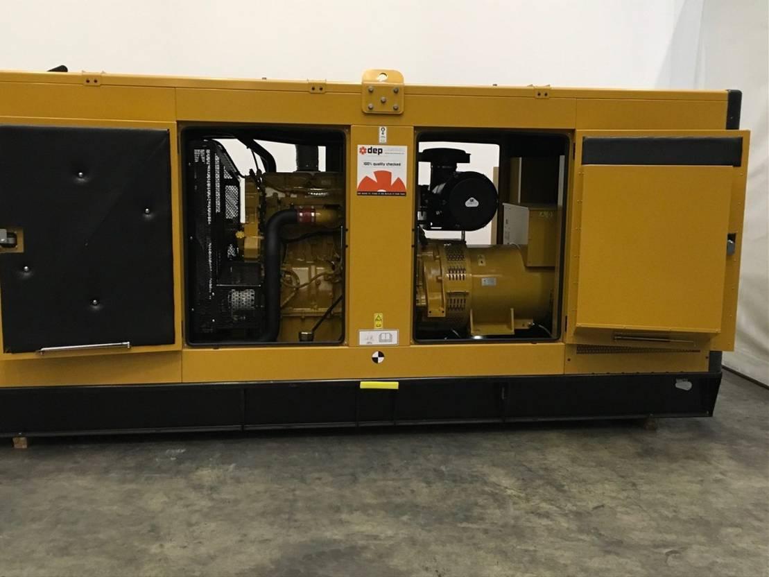 generator Caterpillar C15 2018