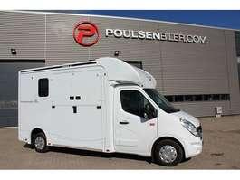 paardenbakwagen bedrijfswagen Renault Master 170 Horsetruck 2020