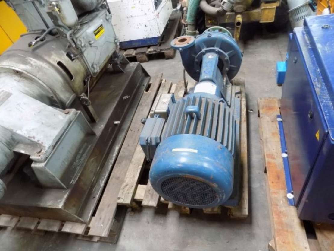 waterpomp machine vuilwater pomp 1995