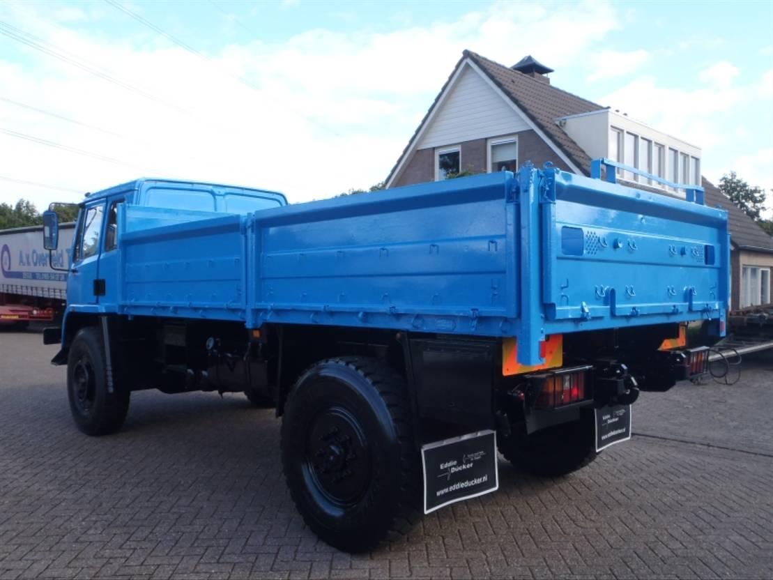 leger vrachtwagen DAF LEYLAND 4X4 1991