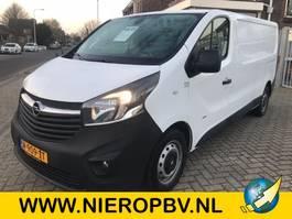 gesloten bestelwagen Opel Vivaro vivaro navi airco lengte 2 2017