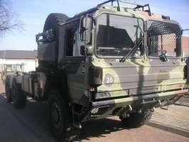 leger vrachtwagen MAN KAT 7 T MIL GL A1 6x6 Chassie 1990