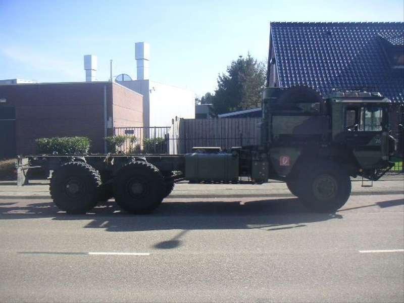 MAN - KAT 7 T MIL GL A1 6x6 Chassie 4