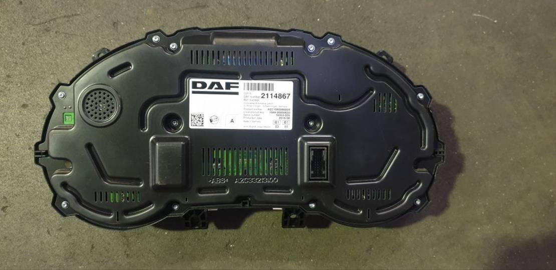 overig onderdeel DAF 2039131-2114867-2122921-2161589-2007598 Instrumentenpaneel DIP