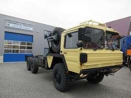 leger vrachtwagen MAN KAT 7T MIL 6x6 A1  Chassie-Cabine 1991