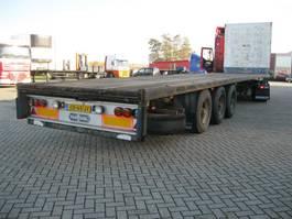 platte oplegger Van Hool S 330 27 OPEN 1994