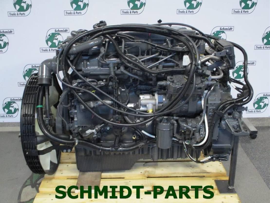 Motor vrachtwagen onderdeel DAF PX7 217 K1 Euro6 Motor 2018