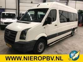minivan - personenbus Volkswagen CRAFTER Airco cruise control 9 pers !!! 2008