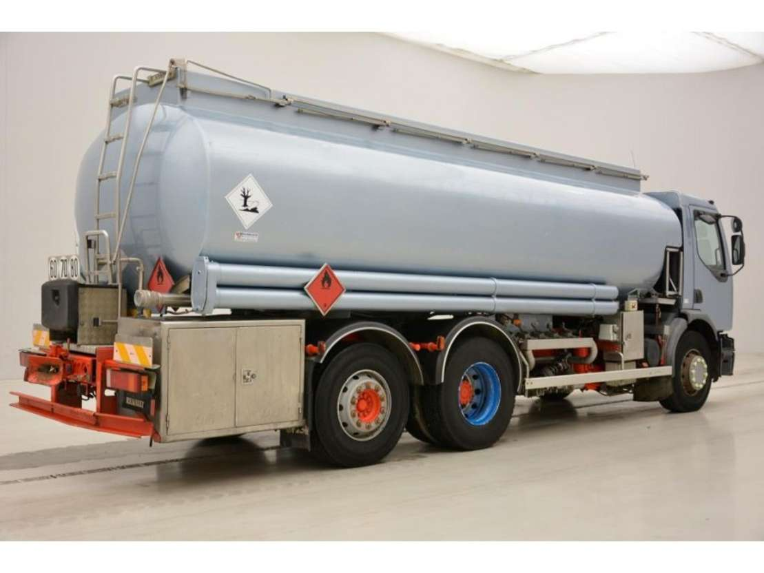 tankwagen vrachtwagen Renault Premium 370 - 6x2 2002