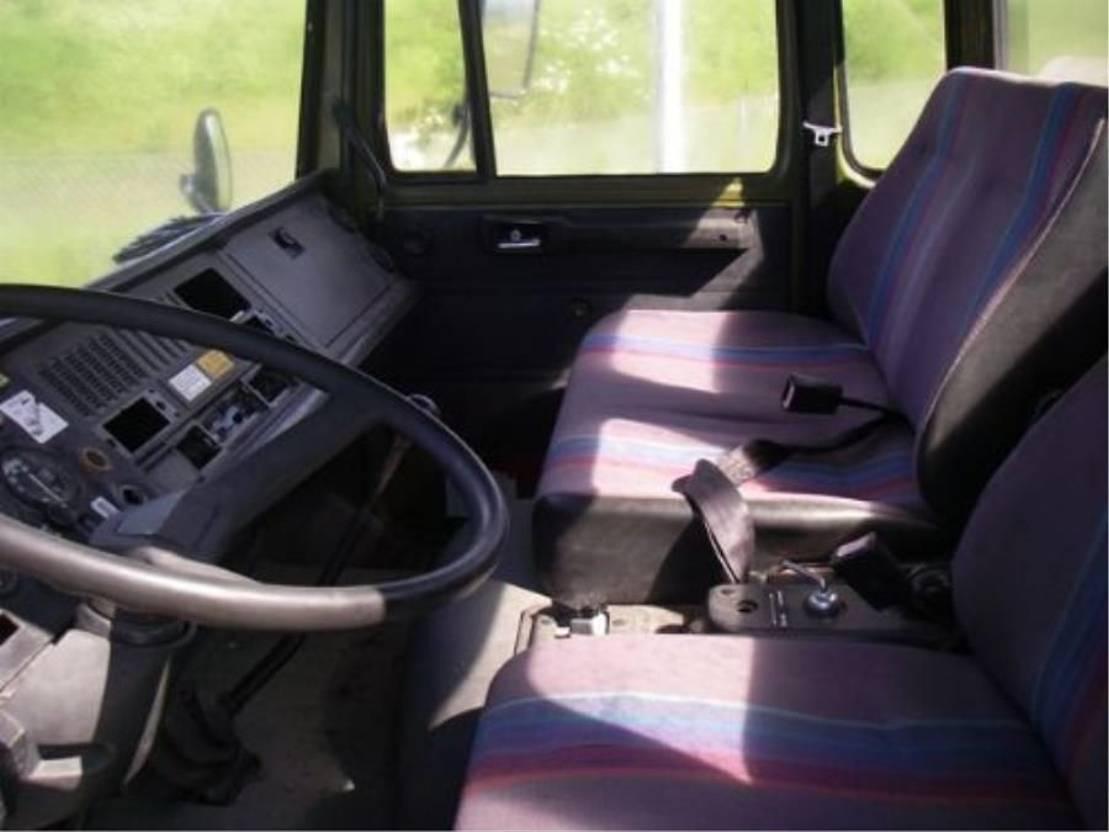 leger vrachtwagen Magirus 110 X 16 AW 4X4 EX-ARMY..4127 1985