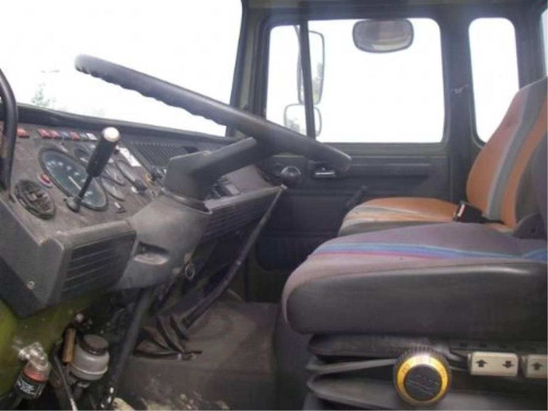 leger vrachtwagen Magirus 110 X 16 AW 4X4 EX-ARMY..4142 1986