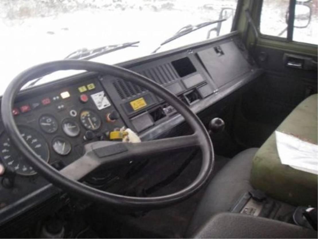 leger vrachtwagen Magirus 110 X 16 AW 4X4 EX-ARMY..4139 1988