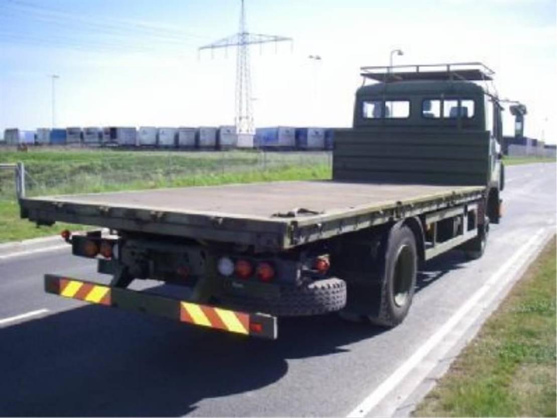 leger vrachtwagen MAN 13-192 F IC 4X2 BDF (EX-ARMY) 1995