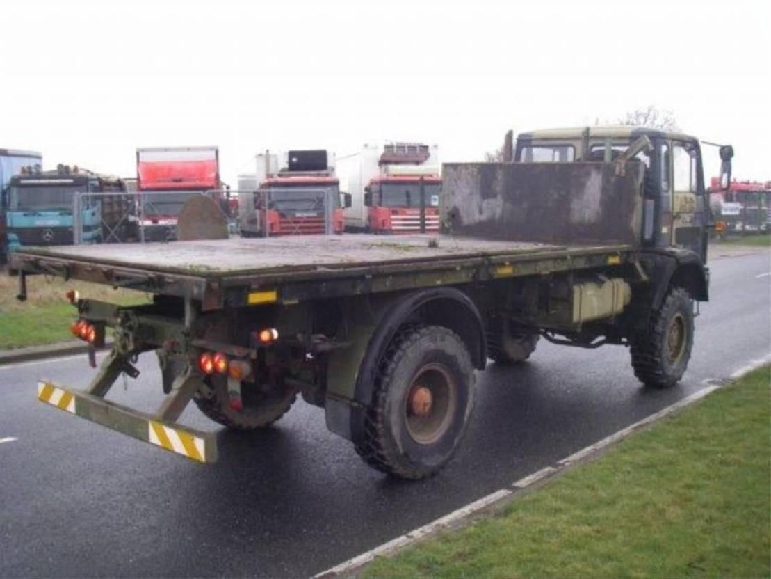 leger vrachtwagen Magirus 110 X 16 AW 4X4. 4112 1989