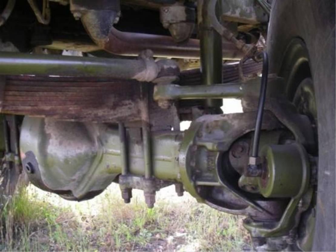 leger vrachtwagen Magirus 110 X 16 AW 4X4 EX-ARMY..4131 1987