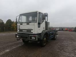 chassis cabine vrachtwagen Iveco 95 E 21 W 4X4 EURO CARGO 1997