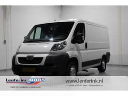 gesloten bestelwagen Peugeot Boxer 2.2 HDI 120pk L1H1  Elek. Pakket, Trekhaak 2009