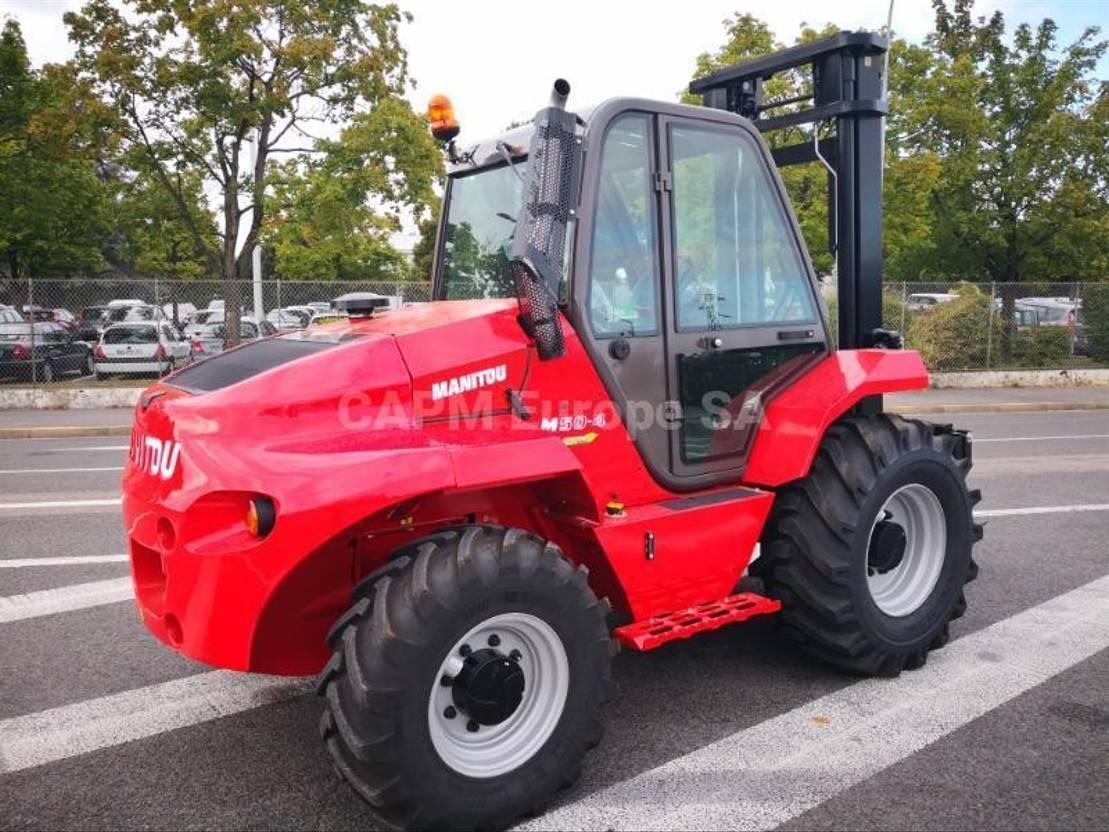 vorkheftruck Manitou M50-4 2020