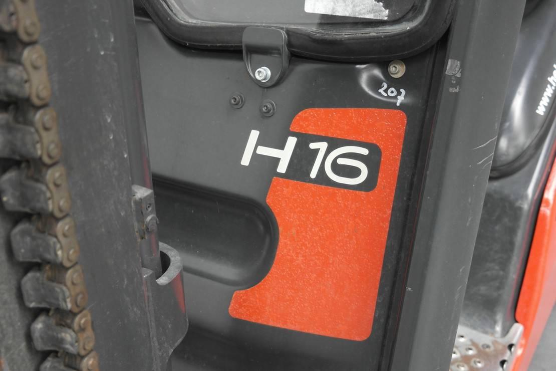 vorkheftruck Linde H 16 D 2008