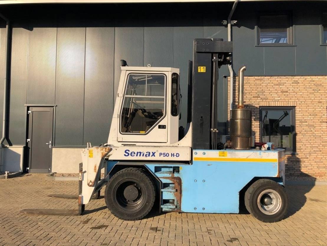 vorkheftruck Diversen Semax P50H-D 5.6 ton Diesel heftruck 2007