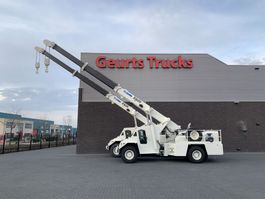 alle terrein kranen XCMG ZQ 20 TONS PICK AND CARRY CRANE 2X IN STOCK 2010