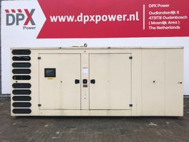 generator Doosan Canopy only for 825 kVA Genset - DPX-99055 2017