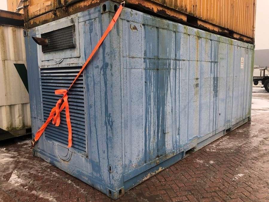 Wonderbaarlijk Tweedehands Div. Container 20 Ft lege geisoleerde 20 ft HY-27