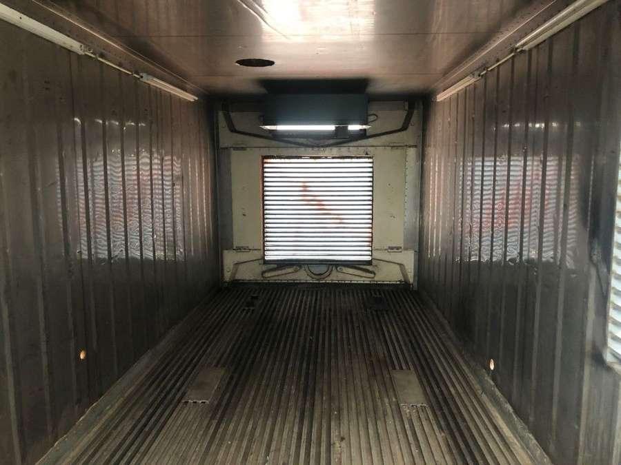 Nieuw Tweedehands Div. Container 20 Ft lege geisoleerde 20 ft AG-72