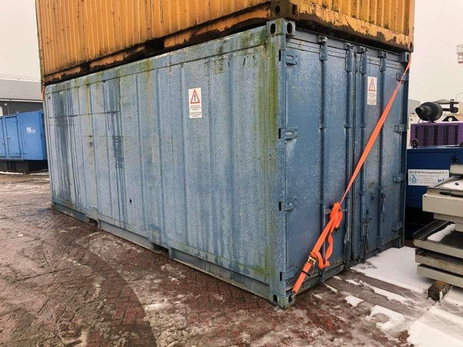 Hedendaags Tweedehands Div. Container 20 Ft lege geisoleerde 20 ft ZD-65