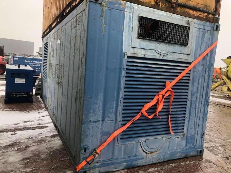 Spiksplinternieuw Tweedehands Div. Container 20 Ft lege geisoleerde 20 ft NS-64