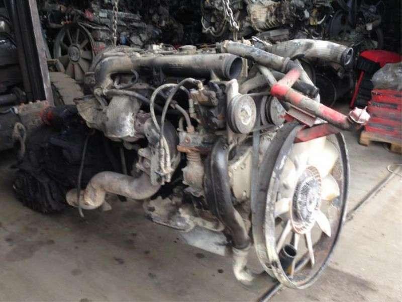 DAF - WS 268 M motor 1